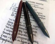 Ручка перьевая Hero #565 - изящество в строгости форм